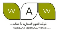 WAW (WOOD ARCHITECHTURAL WORKS W.L.L) Company Logo by WAW (WOOD ARCHITECHTURAL WORKS W.L.L) in Doha