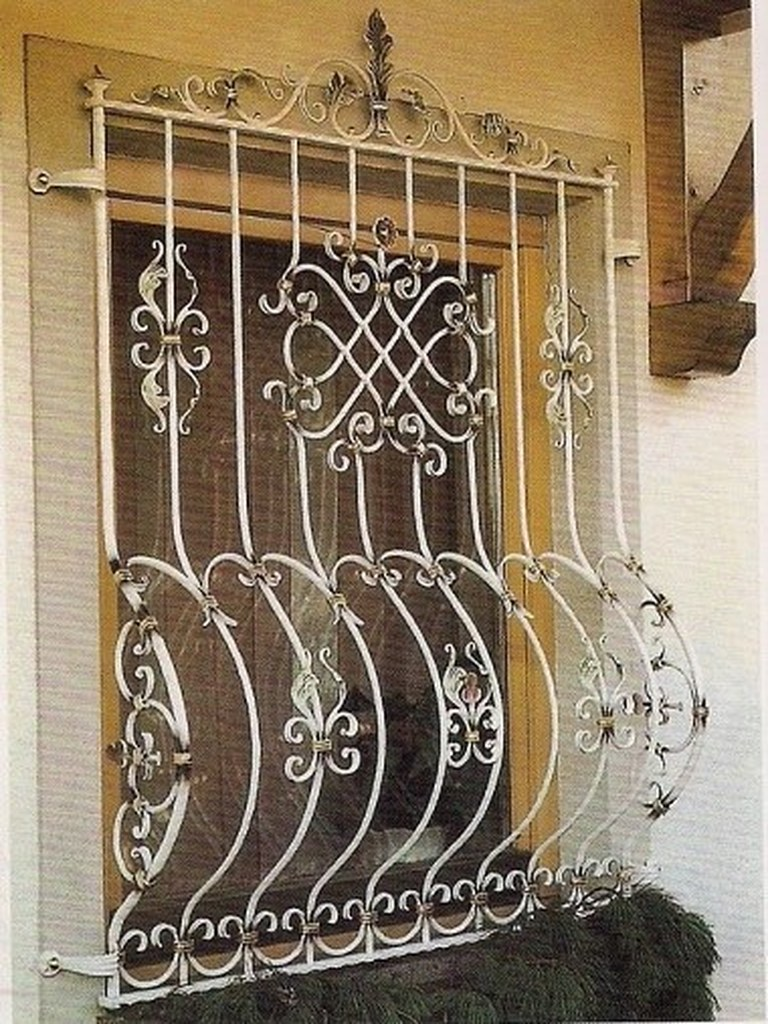 Wrought Iron Fabrication