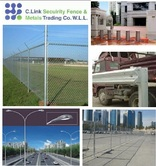 CHAINLINK SECURITY FENCE & METALS TRDG CO OF QATAR WLL