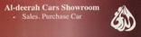 AL-DEERAH CARS SHOWROOM