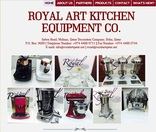 ROYAL ART KITCHEN EQUIPMENT CO.