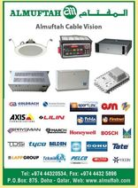 AL MUFTAH CABLE VISION WLL